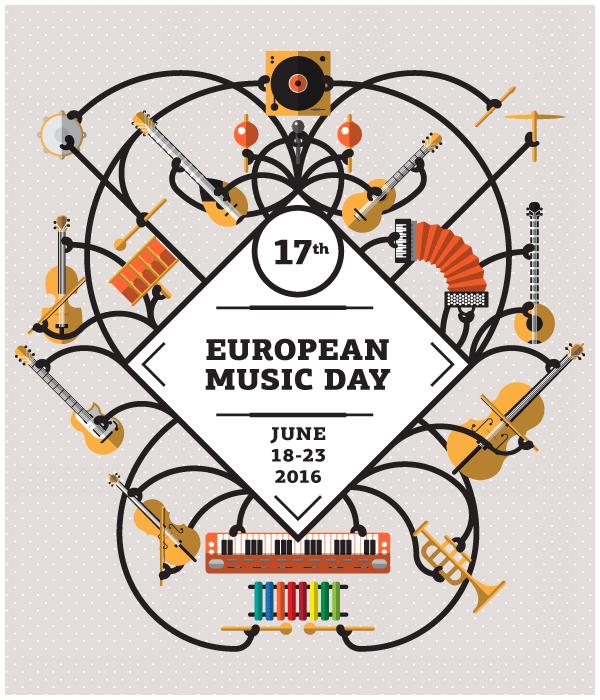 #europeanmusicday #emd2016
